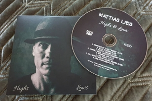 "Mattias Lies nya album ""High & Lows"" (Foto: Pär Dahlerus)"