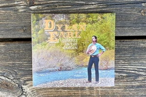 "Dylan Earls nya album ""Squirrel in the Garden"" (Foto: Pär Dahlerus)"
