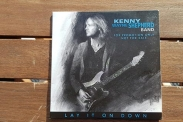 "Albumet ""Lay it on down"" med Kenny Wayne Shepherd Band. (Foto: Pär Dahlerus)"