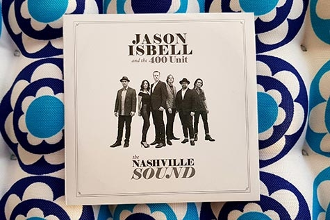 Jason Isbell and the 400 Unit släpper nytt album i dag fredag. (Foto: Pär Dahlerus)