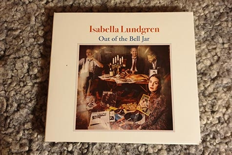 "Isabella Lundgrens nya album ""Out of the Bell Jar"" (Foto: Pär Dahlerus)"