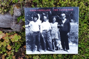 "Greg Copelands nya album ""The tango Bar"" (Foto: Pär Dahlerus)"